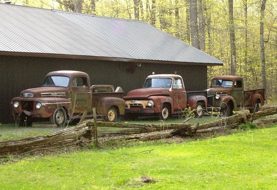 Gas Station For Sale In Alberta >> Obsolete Pickup Parts Ford trucks old antique parts 1948 1949 1950 1951 1952 1953 1954 1955 1956 ...