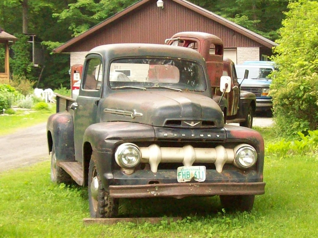 1950 Mercury M 68 1948 Ford F 47 1952 3